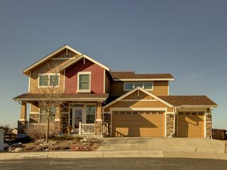 Main Photo: 3323 El Charro Point in Castle Rock: House for sale : MLS®# 2678491