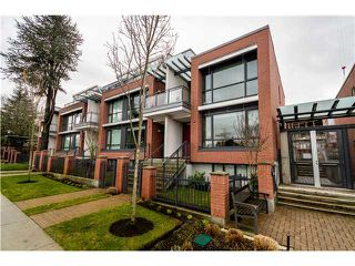 Main Photo: 6358 Ash Street in Vancouver: Oakridge VW Townhouse for sale (Vancouver West)  : MLS®# v1116221