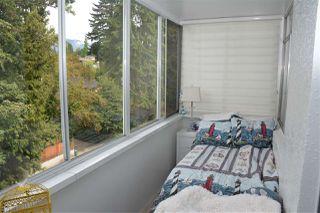 Photo 13: 405 1425 ESQUIMALT AVENUE in West Vancouver: Ambleside Condo for sale : MLS®# R2309749