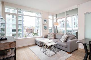 Main Photo: 708 111 E 1ST Avenue in Vancouver: Mount Pleasant VE Condo for sale (Vancouver East)  : MLS®# R2413099