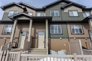 Photo 1: 10 3305 ORCHARDS Link in Edmonton: Zone 53 Townhouse for sale : MLS®# E4192055