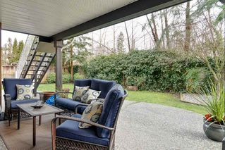"Photo 29: 2167 DRAWBRIDGE Close in Port Coquitlam: Citadel PQ House for sale in ""CITADEL"" : MLS®# R2460862"
