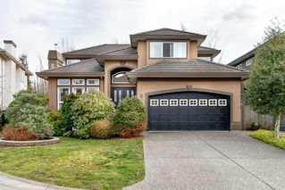 "Photo 1: 2167 DRAWBRIDGE Close in Port Coquitlam: Citadel PQ House for sale in ""CITADEL"" : MLS®# R2460862"