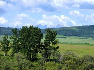 Photo 1: On 370 Ave West at 144 St West: Rural Foothills County Land for sale : MLS®# C4300140