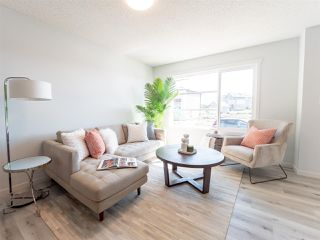 Photo 4: 2616 201 Street in Edmonton: Zone 57 Attached Home for sale : MLS®# E4204703