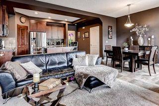 Photo 4: 113 BRIGHTONCREST Grove SE in Calgary: New Brighton Semi Detached for sale : MLS®# A1017017