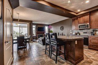Photo 2: 113 BRIGHTONCREST Grove SE in Calgary: New Brighton Semi Detached for sale : MLS®# A1017017