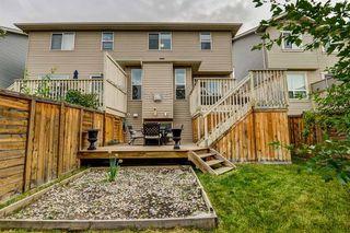 Photo 35: 113 BRIGHTONCREST Grove SE in Calgary: New Brighton Semi Detached for sale : MLS®# A1017017