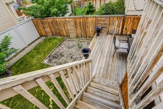 Photo 33: 113 BRIGHTONCREST Grove SE in Calgary: New Brighton Semi Detached for sale : MLS®# A1017017