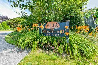 """Photo 28: 4 7363 MONTECITO Drive in Burnaby: Montecito Townhouse for sale in """"Montecito Villa"""" (Burnaby North)  : MLS®# R2481423"""