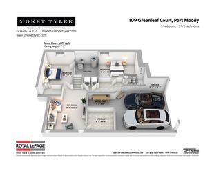 Photo 36: R2470547 - 109 GREENLEAF COURT, PORT MOODY HOUSE