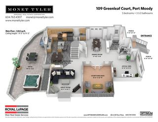 Photo 34: R2470547 - 109 GREENLEAF COURT, PORT MOODY HOUSE
