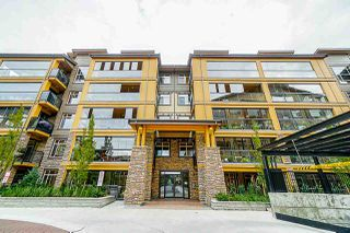 Photo 1: 309 8218 207A STREET in Langley: Willoughby Heights Condo for sale : MLS®# R2473234