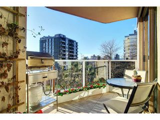 "Photo 9: 301 1290 BURNABY Street in Vancouver: West End VW Condo for sale in ""THE BELLEVUE"" (Vancouver West)"