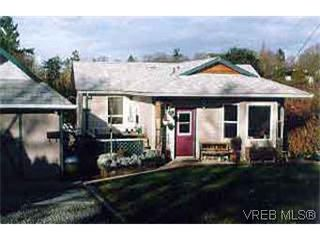 Main Photo: 930 Leslie Drive in VICTORIA: SE Quadra Single Family Detached for sale (Saanich East)  : MLS®# 119090