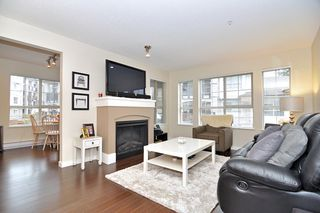 "Photo 3: 309 2958 SILVER SPRINGS Boulevard in Coquitlam: Westwood Plateau Condo for sale in ""TAMARISK"" : MLS®# V940588"