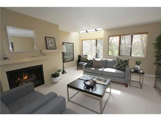 """Photo 6: 850 GREENCHAIN Street in Vancouver: False Creek Townhouse for sale in """"HEATHER POINT"""" (Vancouver West)  : MLS®# V946161"""