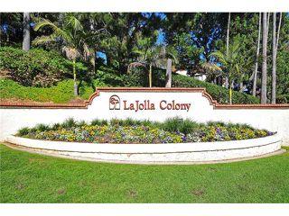Photo 1: UNIVERSITY CITY Home for sale or rent : 2 bedrooms : 4130 Porte De Merano #76 in La Jolla