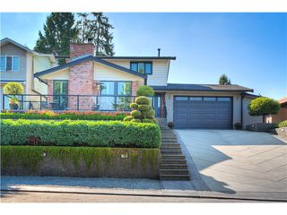 Photo 1: 3270 Portview Place in Vancouver: House for sale : MLS®# V1027253