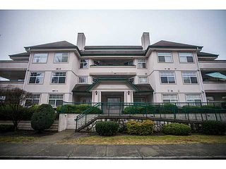 Photo 1: # 207 1618 GRANT AV in Port Coquitlam: Glenwood PQ Condo for sale : MLS®# V1041028