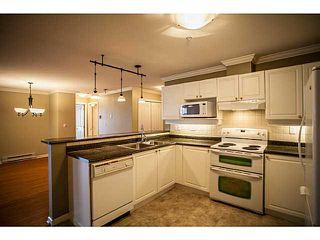 Photo 2: # 207 1618 GRANT AV in Port Coquitlam: Glenwood PQ Condo for sale : MLS®# V1041028