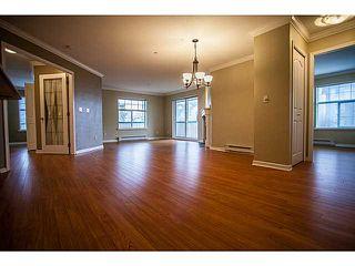 Photo 3: # 207 1618 GRANT AV in Port Coquitlam: Glenwood PQ Condo for sale : MLS®# V1041028