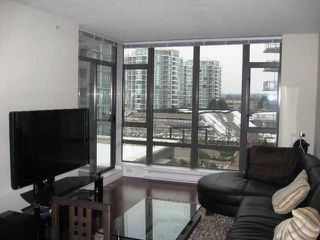 Photo 2: # 709 6888 ALDERBRIDGE WY in Richmond: Brighouse Condo for sale : MLS®# V1066873