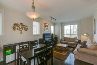 Photo 3: 22 1211 EWEN AVENUE in New Westminster: Queensborough Townhouse for sale : MLS®# R2077512