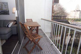 Photo 17: 212 2040 CORNWALL AVENUE in Vancouver: Kitsilano Condo for sale (Vancouver West)  : MLS®# R2134072