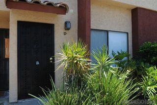 Photo 25: EL CAJON Townhome for sale : 2 bedrooms : 614 S Mollison #D