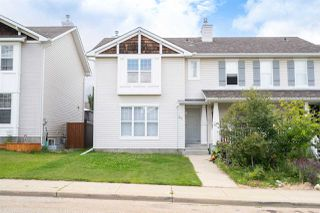 Main Photo: 30 CONNOR Lane: Sherwood Park House Half Duplex for sale : MLS®# E4169186