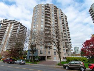 Main Photo: 604 1185 QUAYSIDE Drive in New Westminster: Quay Condo for sale : MLS®# R2410988