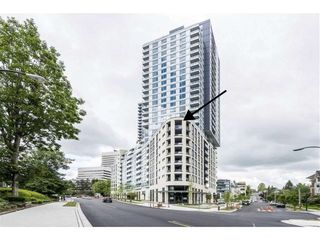 "Photo 14: 1005 5470 ORMIDALE Street in Vancouver: Collingwood VE Condo for sale in ""Wall Centre Central Park"" (Vancouver East)  : MLS®# R2426749"