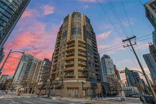 "Photo 2: 605 789 DRAKE Street in Vancouver: Downtown VW Condo for sale in ""Century Tower"" (Vancouver West)  : MLS®# R2444128"