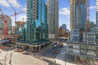"Photo 3: 605 789 DRAKE Street in Vancouver: Downtown VW Condo for sale in ""Century Tower"" (Vancouver West)  : MLS®# R2444128"
