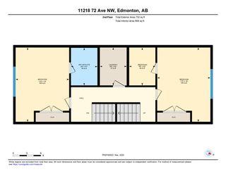 Photo 32: 11218 72 Avenue in Edmonton: Zone 15 House Half Duplex for sale : MLS®# E4191392