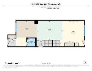 Photo 31: 11218 72 Avenue in Edmonton: Zone 15 House Half Duplex for sale : MLS®# E4191392