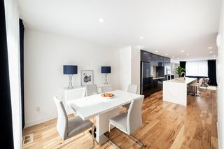 Photo 3: 11218 72 Avenue in Edmonton: Zone 15 House Half Duplex for sale : MLS®# E4191392