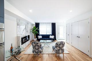 Photo 10: 11218 72 Avenue in Edmonton: Zone 15 House Half Duplex for sale : MLS®# E4191392