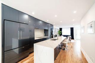 Photo 6: 11218 72 Avenue in Edmonton: Zone 15 House Half Duplex for sale : MLS®# E4191392