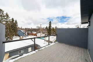 Photo 26: 11218 72 Avenue in Edmonton: Zone 15 House Half Duplex for sale : MLS®# E4191392