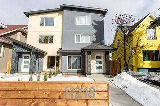 Photo 25: 11218 72 Avenue in Edmonton: Zone 15 House Half Duplex for sale : MLS®# E4191392