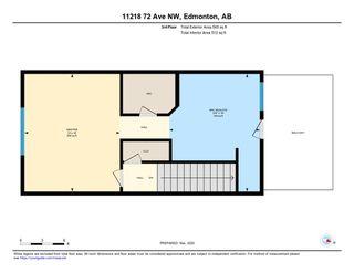 Photo 33: 11218 72 Avenue in Edmonton: Zone 15 House Half Duplex for sale : MLS®# E4191392