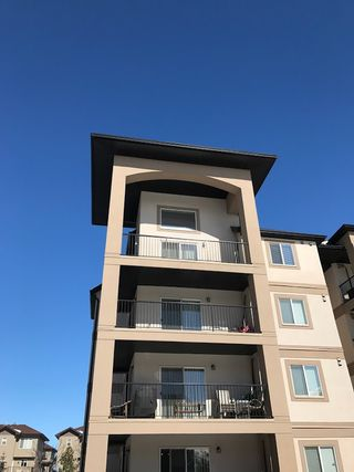 Photo 1: 407 13005 140 Avenue in Edmonton: Zone 27 Condo for sale : MLS®# E4199125