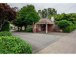 "Photo 1: 106 12163 68 Avenue in Surrey: West Newton Townhouse for sale in ""COUGAR CREEK ESTATES"" : MLS®# R2467725"