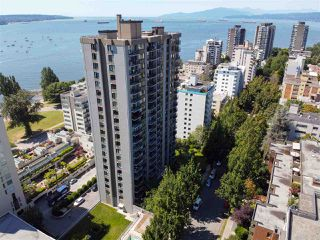 "Photo 2: 2001 1330 HARWOOD Street in Vancouver: West End VW Condo for sale in ""Westsea Towers"" (Vancouver West)  : MLS®# R2481214"
