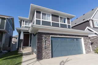 Photo 41: 6918 JOHNNIE CAINE Way in Edmonton: Zone 27 House for sale : MLS®# E4214501