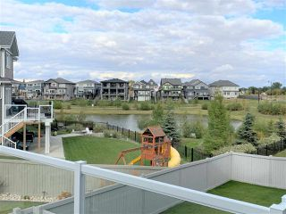 Photo 34: 6918 JOHNNIE CAINE Way in Edmonton: Zone 27 House for sale : MLS®# E4214501