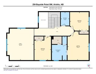 Photo 40: 254 BAYSIDE Point SW: Airdrie Detached for sale : MLS®# A1037560