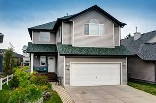 Photo 1: 254 BAYSIDE Point SW: Airdrie Detached for sale : MLS®# A1037560